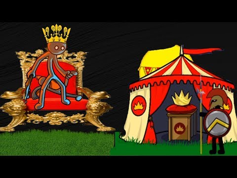 Stick War Legacy | Stickman GIANT New KING of INAMORTA - Android Game HACK