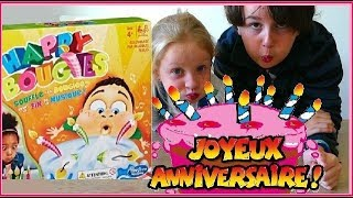 Jeu  HAPPY BOUGIE  ANNIVERSAIRE   - Hasbro Famille