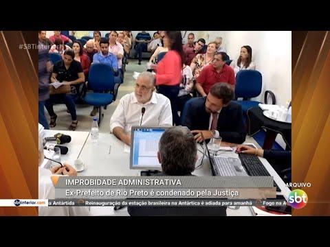 Justiça Condena Ex-prefeito De Rio Preto Valdomiro Lopes Por Improbidade Administrativa