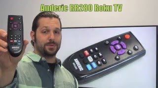 ANDERIC RR280 for Roku TV Remote Control - www.ReplacementRemotes.com