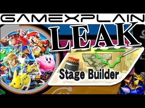 Stage Builder Leaked in New Super Smash Bros. Ultimate Commercial! Coming for 3.0 Update? thumbnail