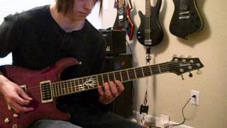 10 Years Actions Motives Guitar Cover