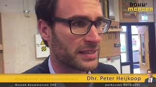 Wethouder Heijkoop enthousiast over Bouwmensen
