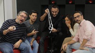 Baixar Rádio Comercial | Luis de Matos deixa-nos boquiabertos com o truque da corda