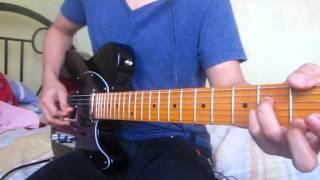 Huling Sayaw - kamikazee (guitar cover) HD