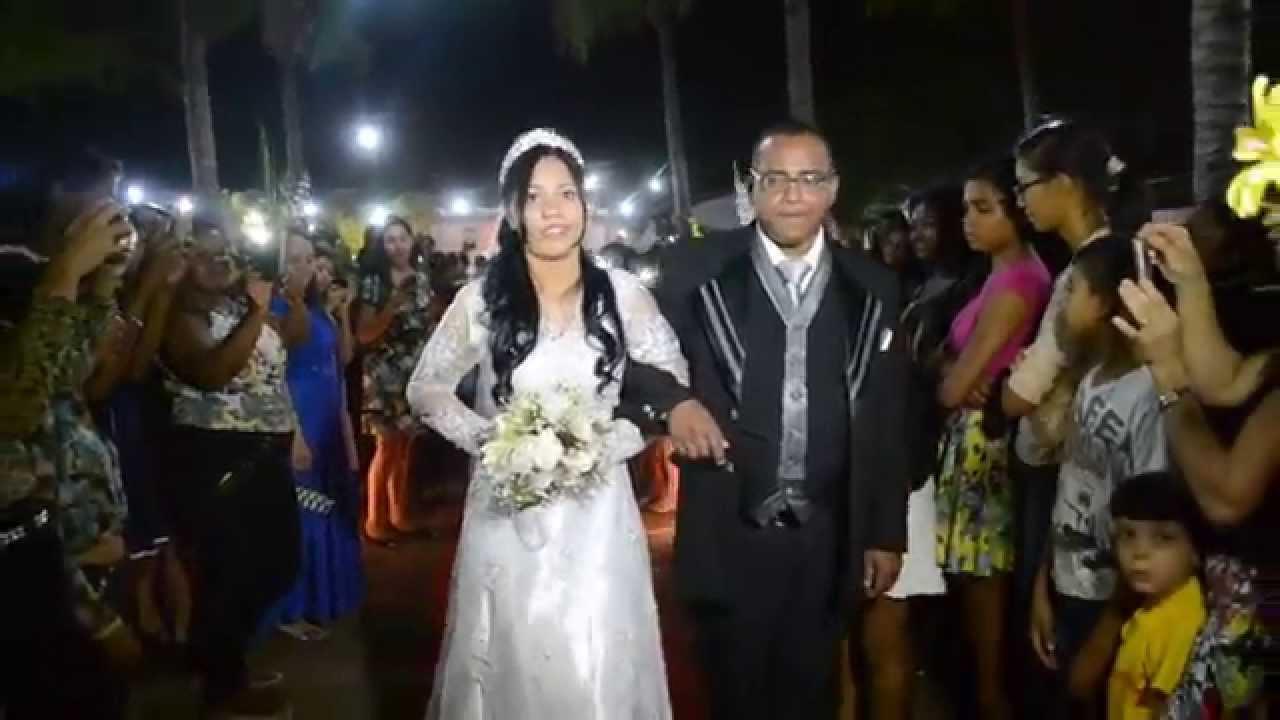 Casamento da cantora S...