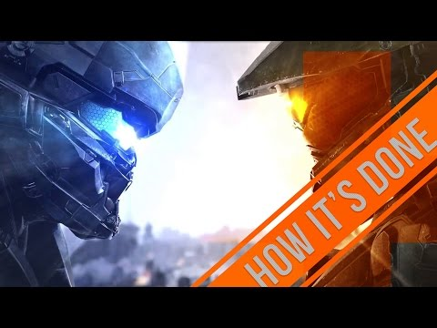 How It's Done: Talk to Halo 5 series director Frank O'Connor