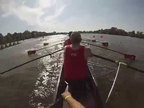 USRowing Masters Nationals 2015 Mens Club A 8+ Final