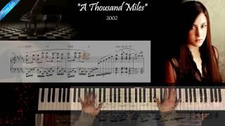 Musique/music: vanessa carltonpiano arrangement: teddy leong-shepiano: heintzman 186 (6.1')microphones: rode nt1, at-2035.♬piano sheet/partition gratuite♬: h...