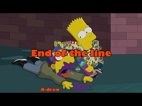 End Of The Line/Free Beat/
