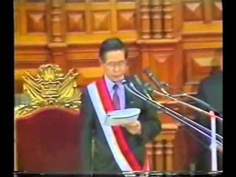 Alberto Fujimori el Presidente mas votado en 192 años de vida Republicana