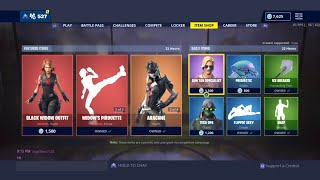 FORTNITE ITEM SHOP COUNTDOWN April 26th item shop Fortnite battle royale