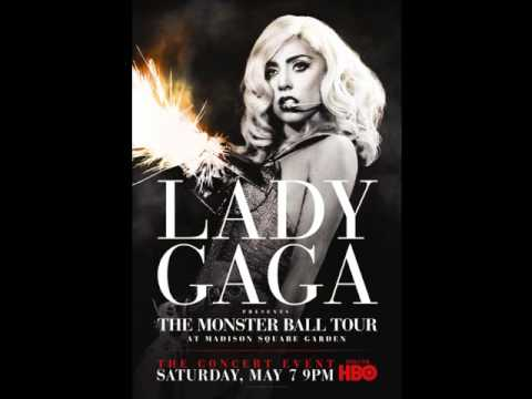 Lady Gaga - Alejandro (The Monster Ball Tour HBO Special) (Audio)