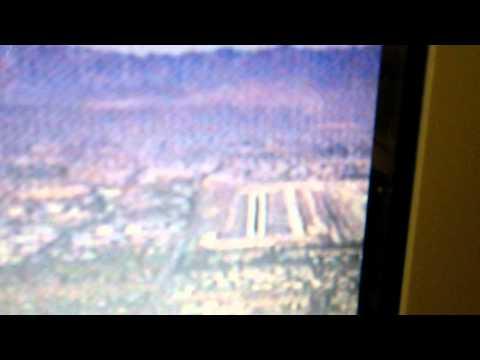 Thomas Cook A330 Landing In Las Vegas