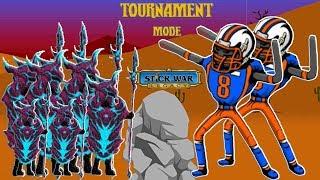 Stick War: Legacy Huge Update Skins| Spearton VAMP VS BLAKE | GamePlay 2018 (Part 27) FHD