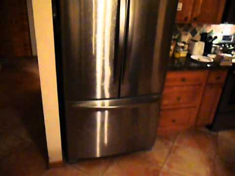 New LG Refrigerator From Hell Makes A Really Loud Noise Like Air Raid  Sirens 1