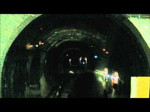 Ligne 7bis du métro de Paris : Louis Blanc - Pré St-Gervais (Première partie) [HD]