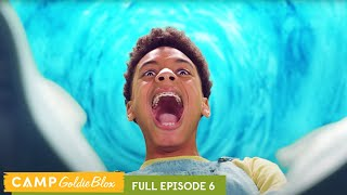When Glaciers Were Cool with Camp GoldieBlox   Full Episode 6: Kids Videos about Climate Science