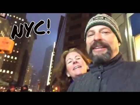 99.2: NYC Extra Snow Footage!