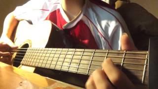 [Thùy Chi] Chỉ là thoáng qua guitar cover