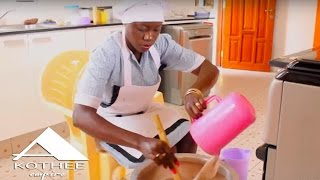 Madam Boss House Manager PART 1 - Akothee