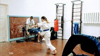 Тренировка сборной центра спортивной подготовки Тэнгу Про более 10 часов в неделю