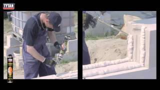 Клей-пена Титан для кладки стен из пеноблока(, 2013-03-23T14:32:27.000Z)