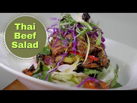 Thai Beef Salad Recipe ❤️️