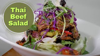 Sensational Thai Beef Salad Recipe From Capital Thai Sydney