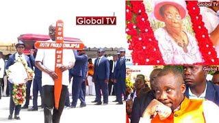 """GWAJIMA: """"Marufuku Kulia Kwenye Msiba wa Mama Yangu"""""""