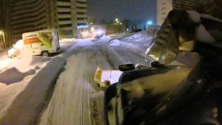 International Terrastar Snow Plowing