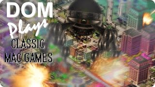 "Dom Plays Classic Mac Games - Ep 62 ""Gim Reaper Flashes Me WTF"""