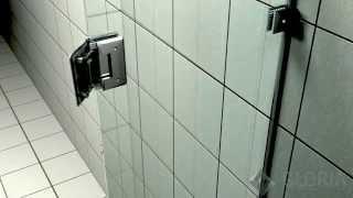 Душевые ограждения из стекла без поддона: фото, установка своими руками (видео) » SanDizain.ru