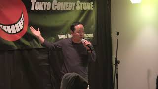 TCS New Material Night Comedy Show : Paul Ogata Stand up Comedian(May 19 2015)