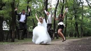 Свадебная прогулка.