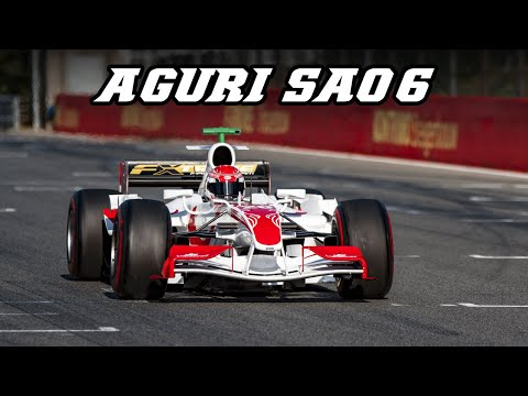 The Super Aguri F1 Team Might Be Gone, But Its Car Sounds Better Than Ever