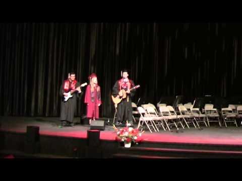 CEDARCREST HIGH SCHOOL GRADUATION CEREMONY 2014