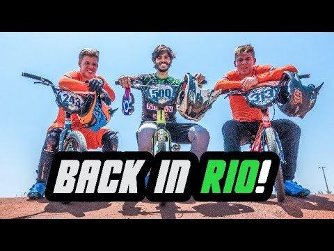 Brazil 2017 (1/3) // BACK IN RIO!