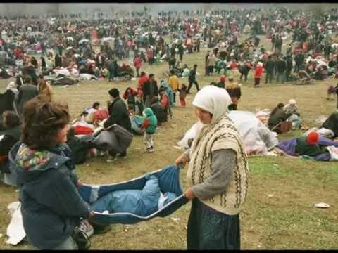 War In Kosovo 1998 99 Serbian Genocide In Kosovo Youtube