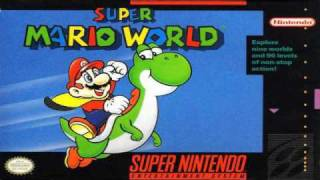 Super Mario World: Bonus Screen BGM + Bonus Screen Clear Fanfare - Remastered (TX43)