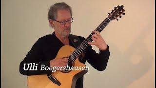 Ulli Boegershausen - Read all about it (by Emeli Sandé)