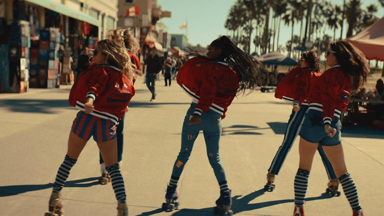 TommyHilfiger   Roll Deep with the  TOMMYXGIGI Rollergirls - YouTube e7583ca714f