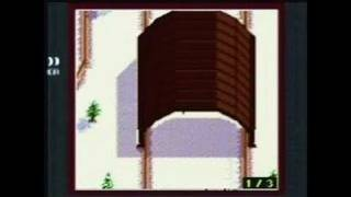 Polaris SnoCross Game Boy Gameplay_2000_02_08