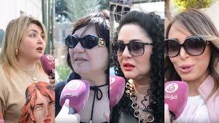 فنانات يُعلِّقن على أزمة شيرين عبدالوهاب.. وهذا رأيهن بقرار إيقافها!