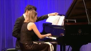 Gioachino Rossini: L'Italiana in Algeri Ouverture -  Irina Krasavina & Hélio Vida