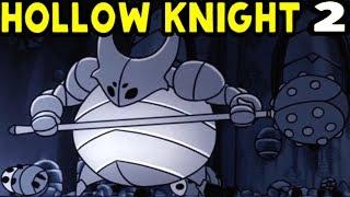 Огромный бешеный босс   Hollow Knight #2