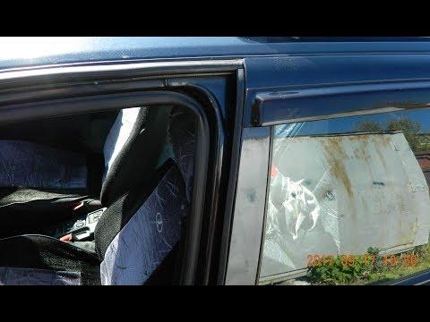Как сделать авто тише, дверные уплотнители со смещением.