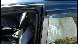 как сделать авто тише \ Дверные уплотнители в действии с грязью