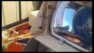 Светодиодный тюннинг фар ваз 2109