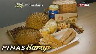 Pinas Sarap: Durian delicacies na ipinagmamalaki ng Davao, alamin!